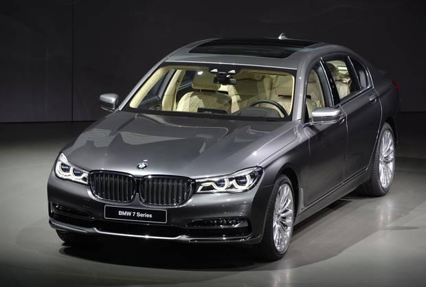 BMW представив новий флагманський седан