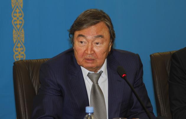Олжас Сулейменов / Фото: tengrinews.kz