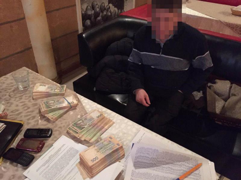 Антикоррупционное бюро: Судья Буран находится визоляторе временного содержания