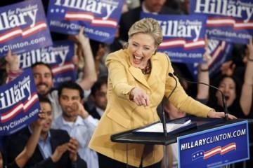 Клинтон опережает Трампа на 12%