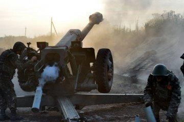 """Los terroristas envían obuses """"Gvozdika"""" hacia el sur"""