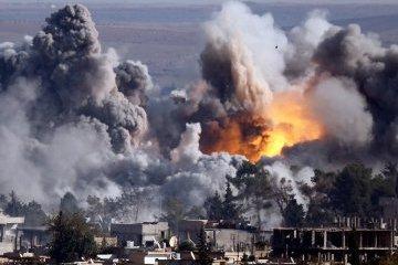 Коалиция уничтожила в Сирии нефтяной завод