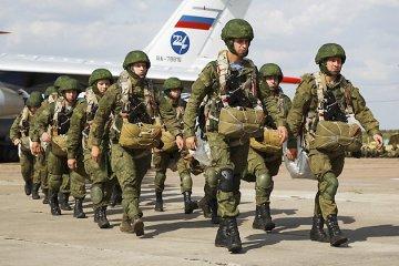 Rusia concentró en la frontera con Ucrania casi 35 mil tropas