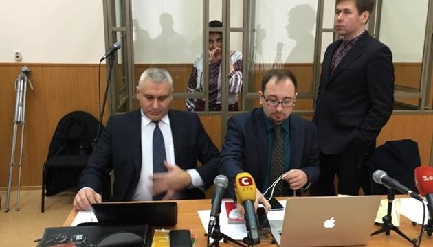 Прокурори просять для Савченко 23 роки колонії