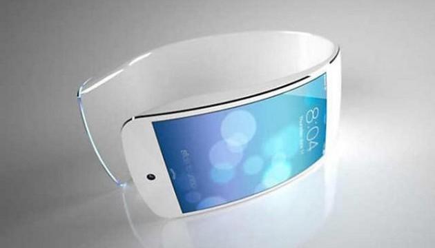 Apple запатентувала гнучкий iPhone