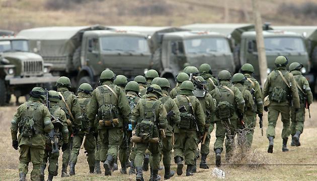 Россия продолжает наращивать силы на западной границе