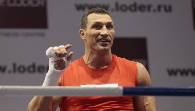 Віталій Кличко розповів про підготовку брата до бою з Ф'юрі