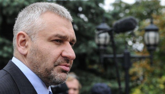 Lawyer Feygin: Sushchenko subjected to psychological pressure