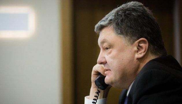 """Порошенко обговорить заяви Путіна з """"нормандськими"""" лідерами"""