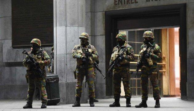 В аеропорту Брюсселя страйкує поліція