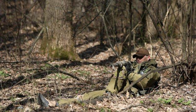 АТО: боевики значительно уменьшили интенсивность огня