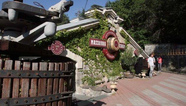 Российские оккупанты распродают Массандровские виноградники