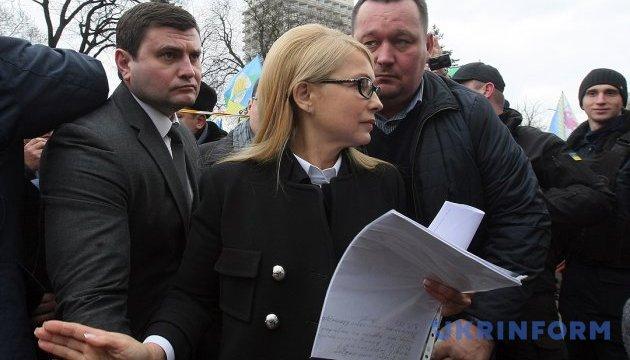 Коаліціада: Тимошенко наполягає, що умов не змінювала