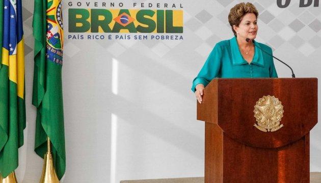 Импичмент президента Бразилии переходит на финальную стадию
