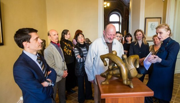 У «Шоколадному будинку» відкрився Музей скульптури