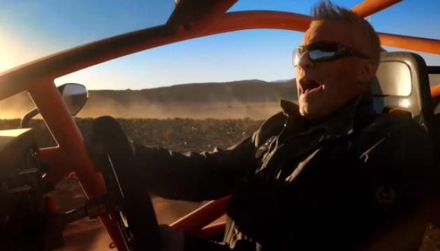 З'явився перший трейлер Top Gear з новими ведучими