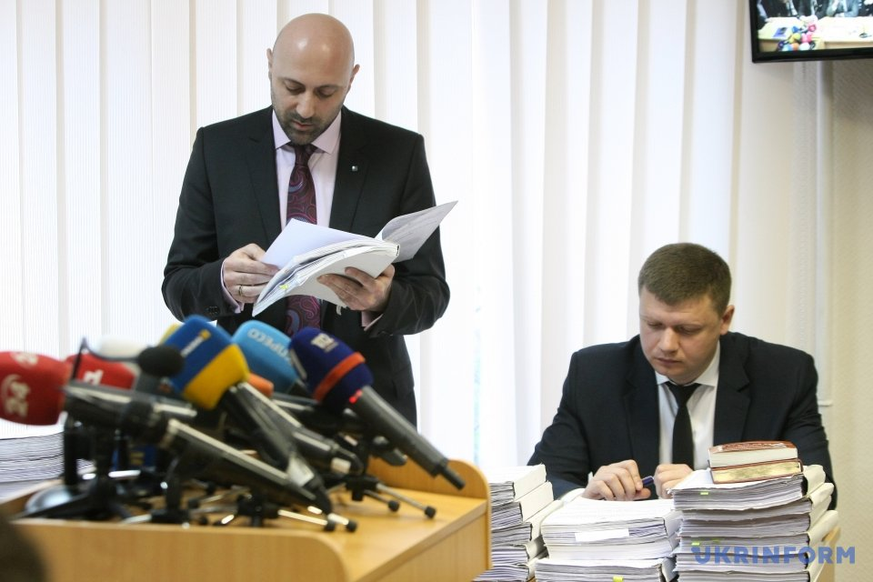 Против «бриллиантовых» прокуроров собрали 23 тома подтверждений
