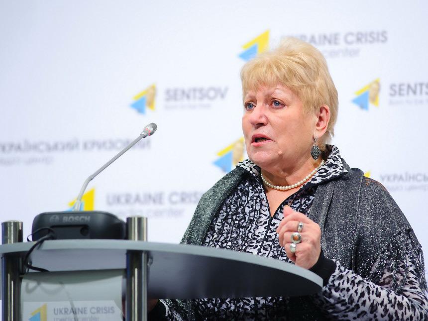 Тамара Клих. Фото: uacrisis.org