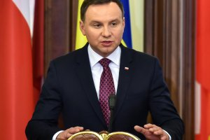 "Polish President Duda hopes to reach Ukrainian-Polish ""historical"" reconciliation"