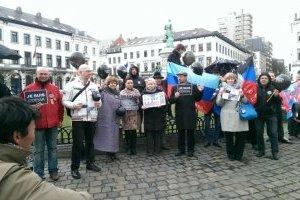 Фейковий фронт. Адепти Путіна у Брюсселі
