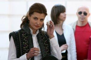 Марина Порошенко: Сповідь та причастя в сім'ї - це обов'язково