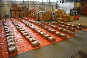 Suiza envió al Donbás medicamentos y productos químicos de purificación de agua
