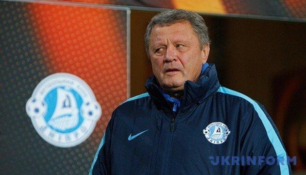 """Маркевич не бачить сенсу тренувати відсторонений з єврокубків """"Дніпро"""""""