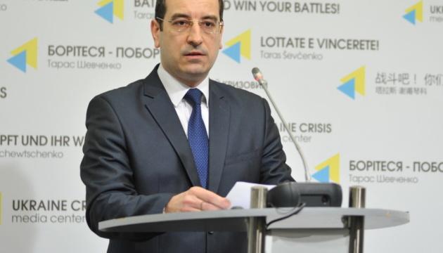 Силы АТО за неделю обезвредили свыше 100 боевиков - Скибицкий