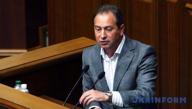 Томенко судиться за мандат