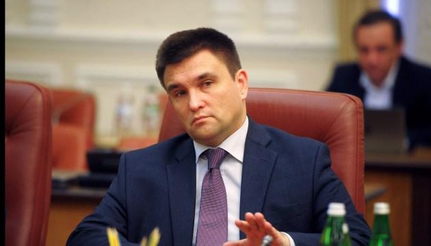Клімкін закликає ОБСЄ до мирного врегулювання в Нагірному Карабасі