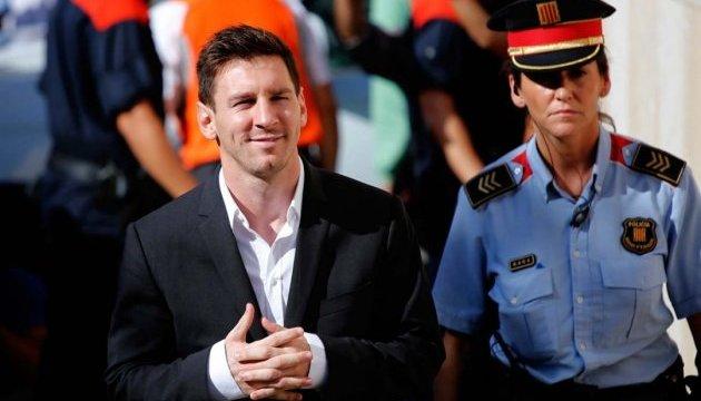 Панамагейт: Мессі в суді заявив, що його грошима займався батько