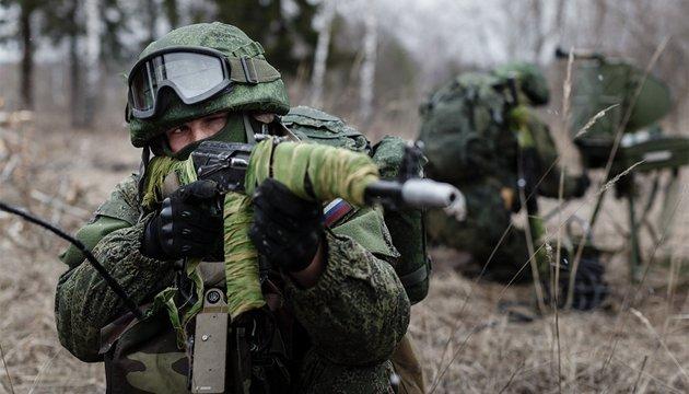 Лысенко: Возле границы с Украиной Россия собрала 100-тысячную группировку