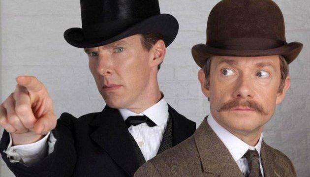 """Четвертий сезон """"Шерлока"""" стартує на Новий рік"""