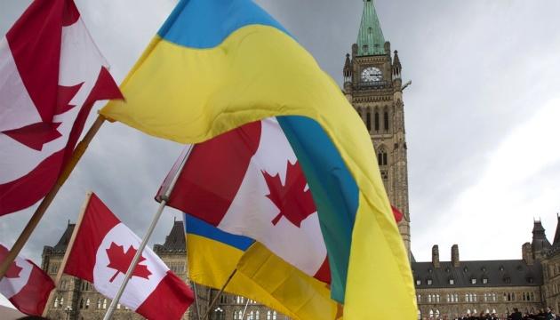 Канада напомнила о неизменности поддержки Украины