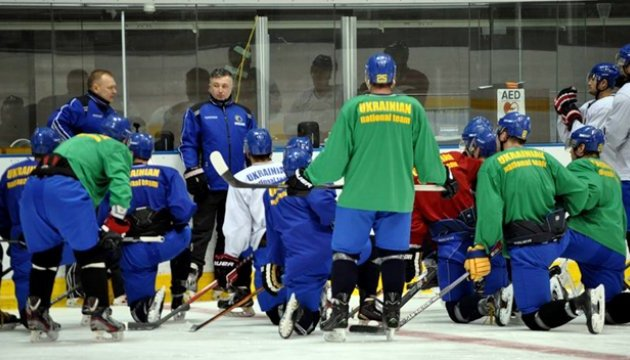 Савицький назвав склад хокейної збірної України на ЧС-2016