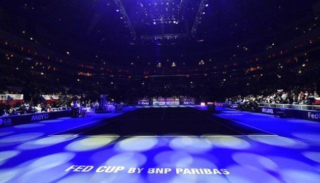 Теніс. Україна отримає суперника в Кубку Федерації 20 червня
