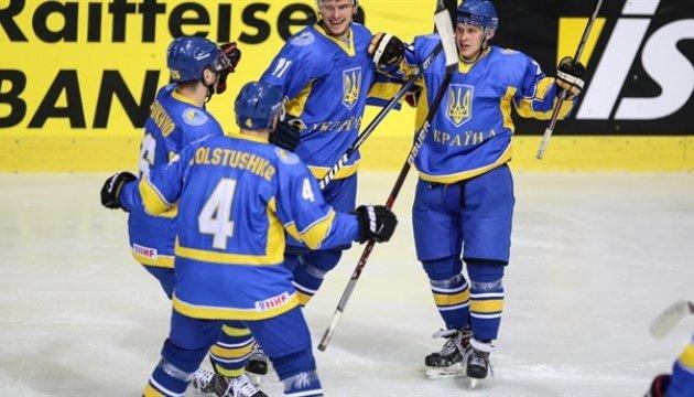 Хокей. Збірна України декласувала естонців на чемпіонаті світу в Хорватії