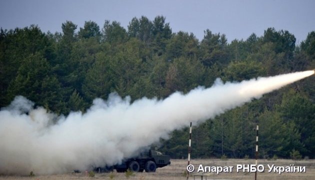 Украина успешно испытала тактическую ракету
