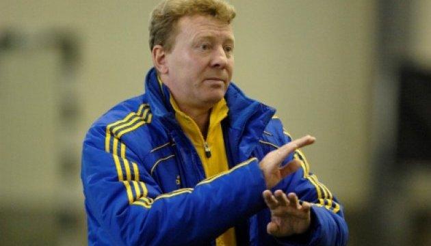 В Україні створено національну збірну 15-тирічних футболістів
