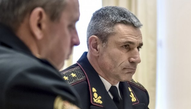 Порошенко назначил командующего ВМС
