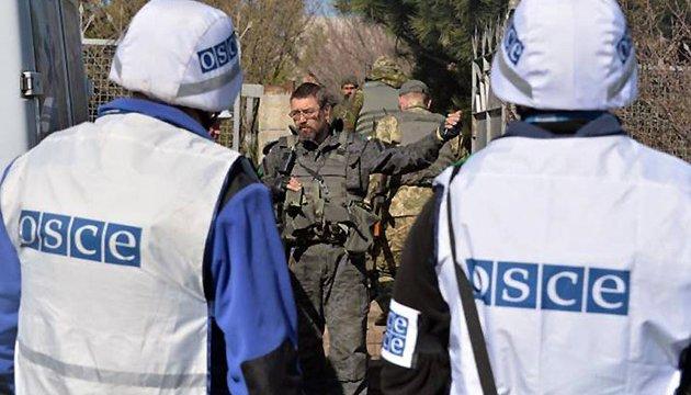 ОБСЕ не будет вооружать своих наблюдателей в Украине