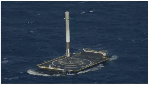 SpaceX планує відновити запуски Falcon 9 у листопаді