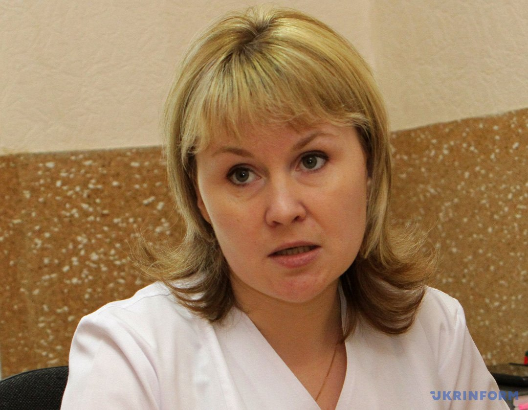 Оксана Шевцова