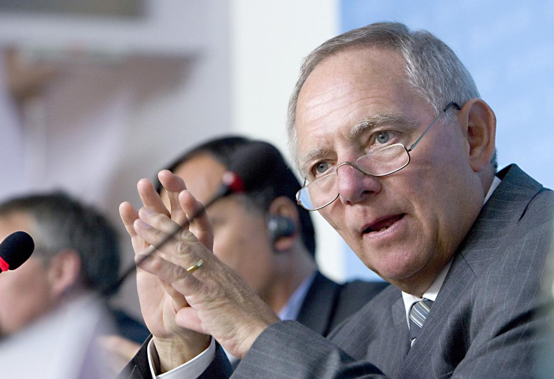 Вольфганг Шойбле / Фото: politrussia.com