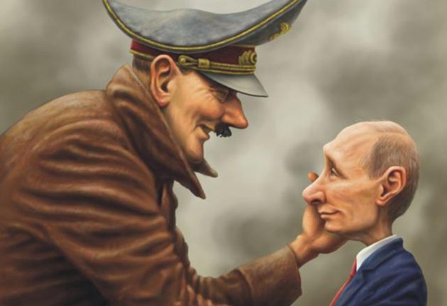 Карикатура  Андрій Левченко