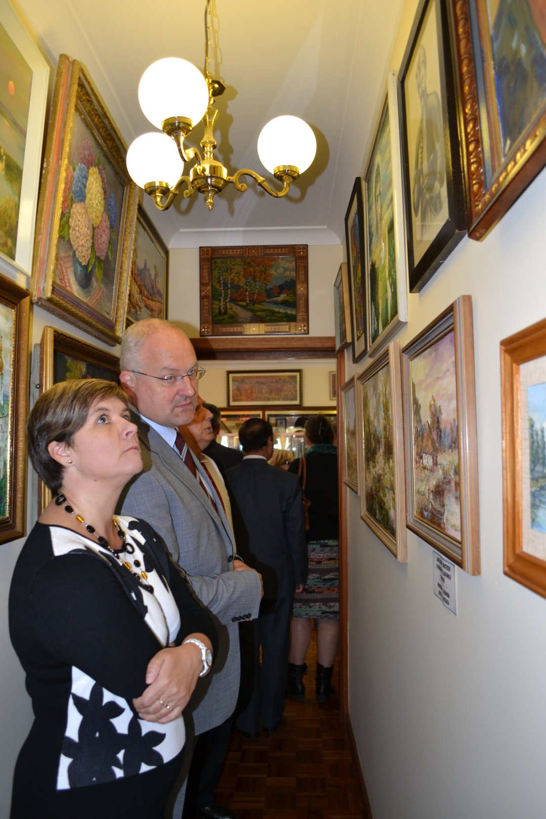 У Музеї релігійно-церковного та народного мистецтва