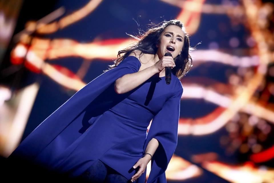 Видео выступления Джамалы на Евровидении 2016