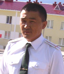 Офицер ВС РФ Сукуев Виталий Владимирович