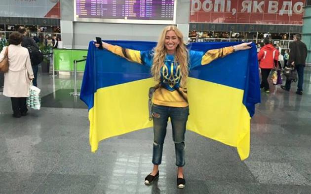 Ірина Галай  Фото: http://4sport.ua