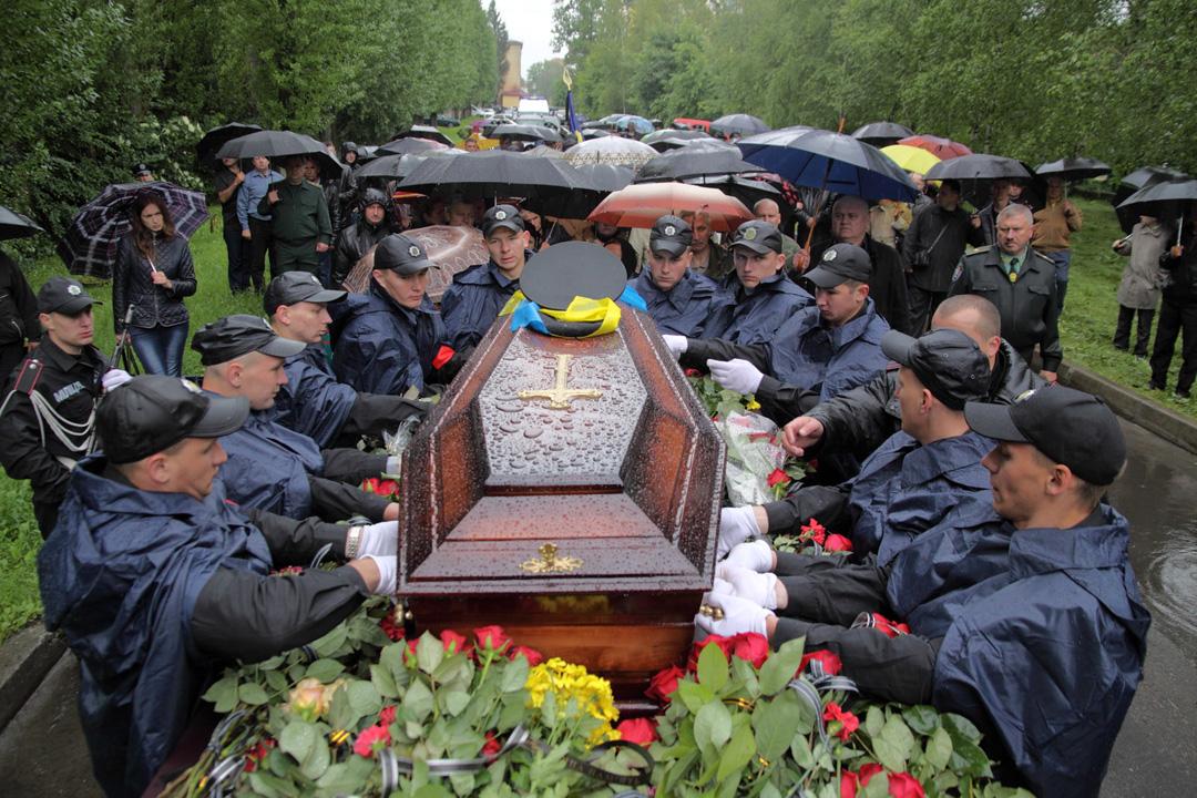 Похороны в домашних условиях 593